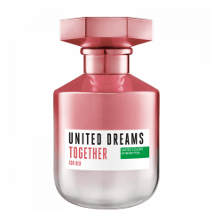 Perfume Feminino United Dreams Together For Her Benetton Eau de Toilette