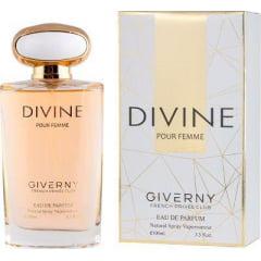 Perfume Feminino Divine Pour Femme Giverny Eau de Parfum