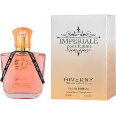 Perfume Feminino Imperiale Pour Femme Giverny Eau de Toilette