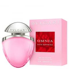 Perfume Feminino Omnia Pink Sapphire Bvlgari Eau de Toilette