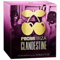 Perfume Feminino Clandestine Pacha Ibiza Eau de Toilette
