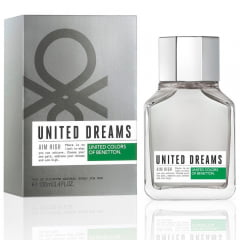 Perfume Masculino Benetton United Dreams Aim High