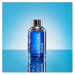 Perfume Masculino Colors Man Blue Benetton Eau de Toilette