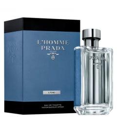 Perfume Masculino L'Homme L'eau Prada Eau de Toilette