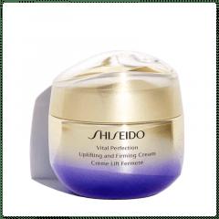 Creme Hidratante Facial Diurno Efeito Lifting Vital Perfection Uplifting and Firming Day Cream SPF 30 Shiseido