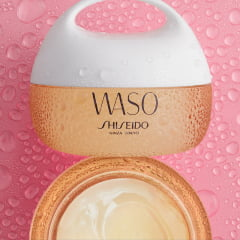 Creme Hidratante Facial Waso Clear Mega-Hydrating Cream Shiseido