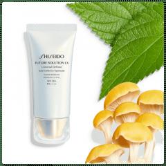 Creme Multifuncional Resistente a Água Future Solution LX Universal Defense SPF 50 PA++++ Shiseido