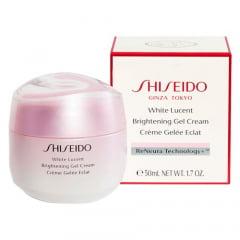 Gel Creme Hidratante Facial Clareador White Lucent Brightening Gel Cream Shiseido