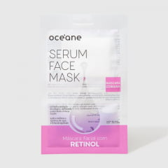 Máscara Facial com Retinol Serum Face Mask Océane