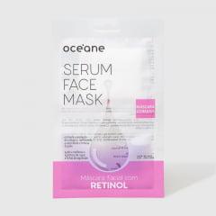 Máscara Facial com Retinol Serum Face Mask Océane