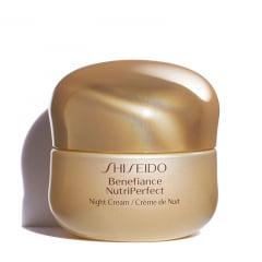 Creme Anti-Idade Noturno Benefiance NutriPerfect Night Cream Shiseido