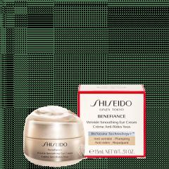 Creme Antirrugas para Área dos Olhos Benefiance Wrinkle Smoothing Eye Cream Shiseido