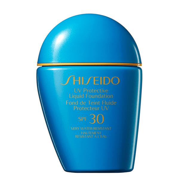Shiseido Protetor Solar SPF 30 For Face Body Expert Sun